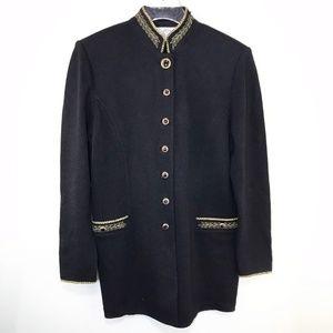 St John Collection Marie Gray Santana Knit Jacket